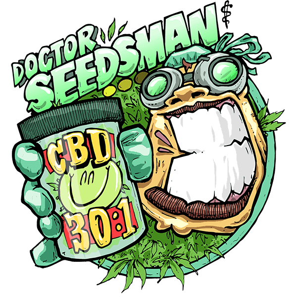 Doctor Seedsman CBD 30:1 Auto Feminised Seeds
