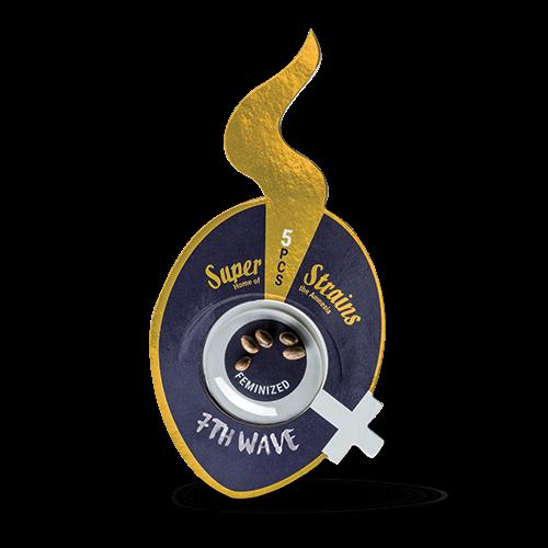 7th Wave Feminised Seeds