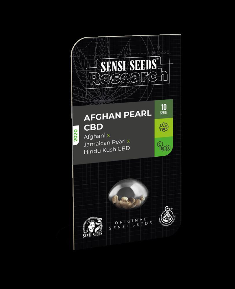 Afghan Pearl CBD Auto Feminised Seeds