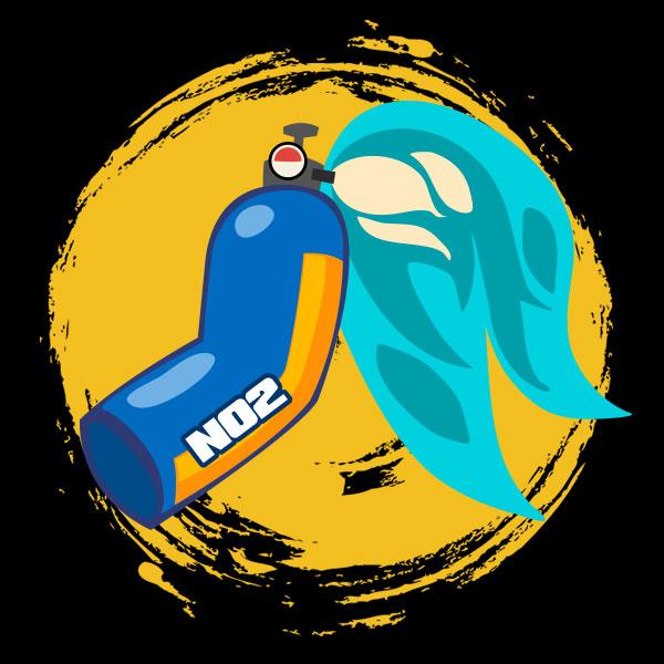 Blue Nitro Haze Feminised Seeds - 3