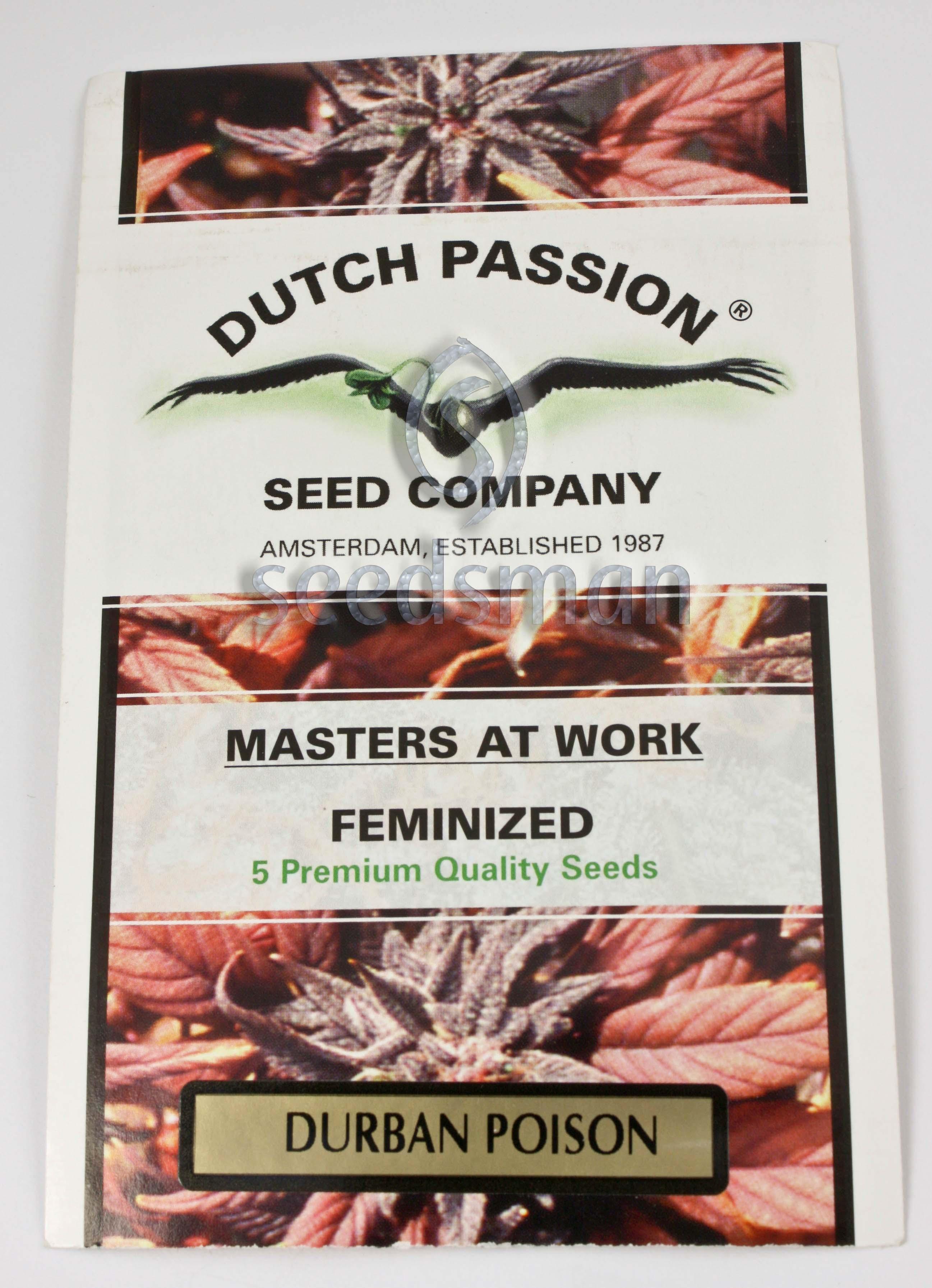 Durban Poison Feminised Seeds