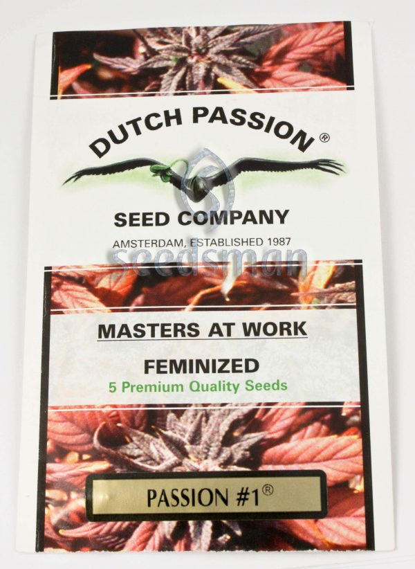 Passion #1 Feminised Seeds
