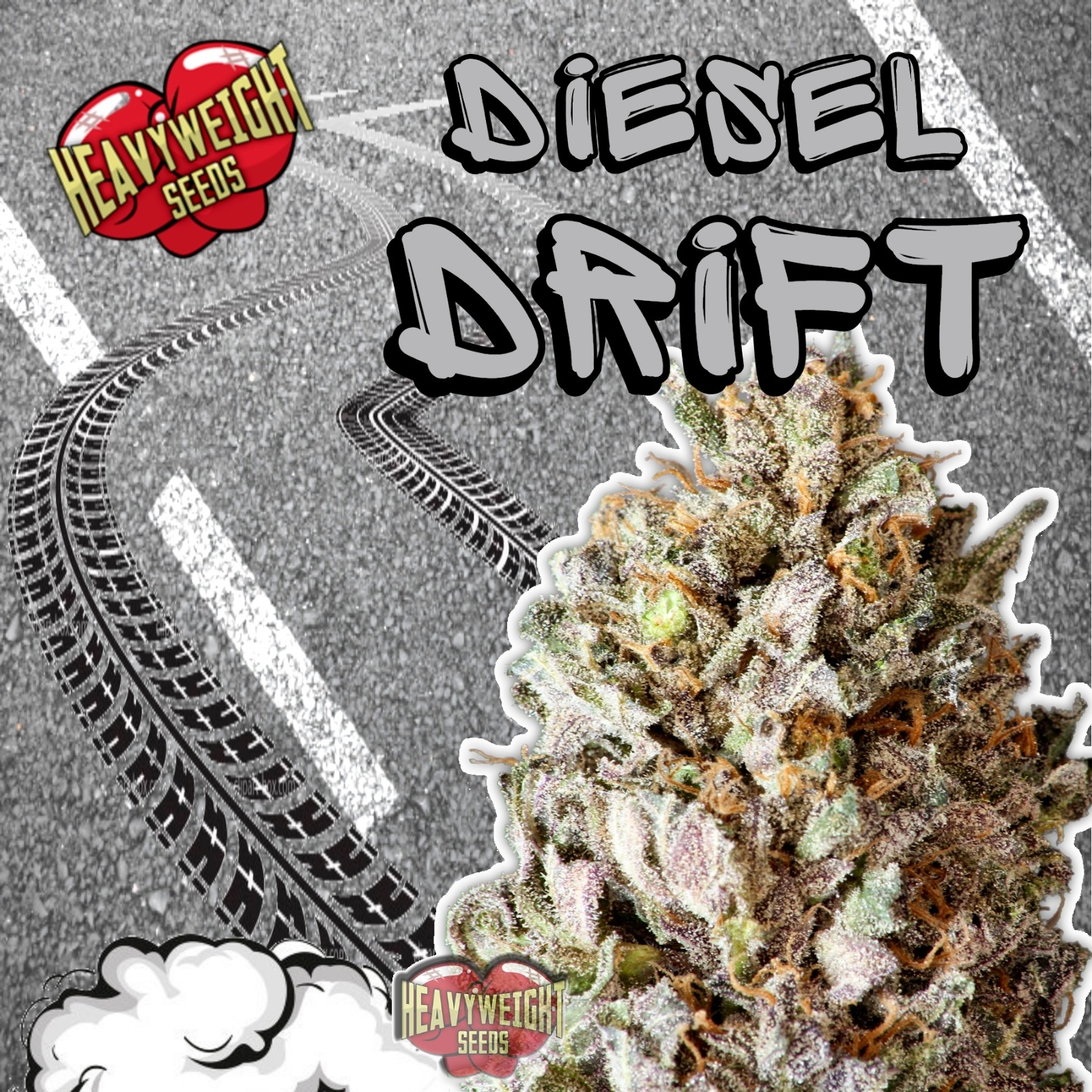 Diesel Drift Feminised Seeds