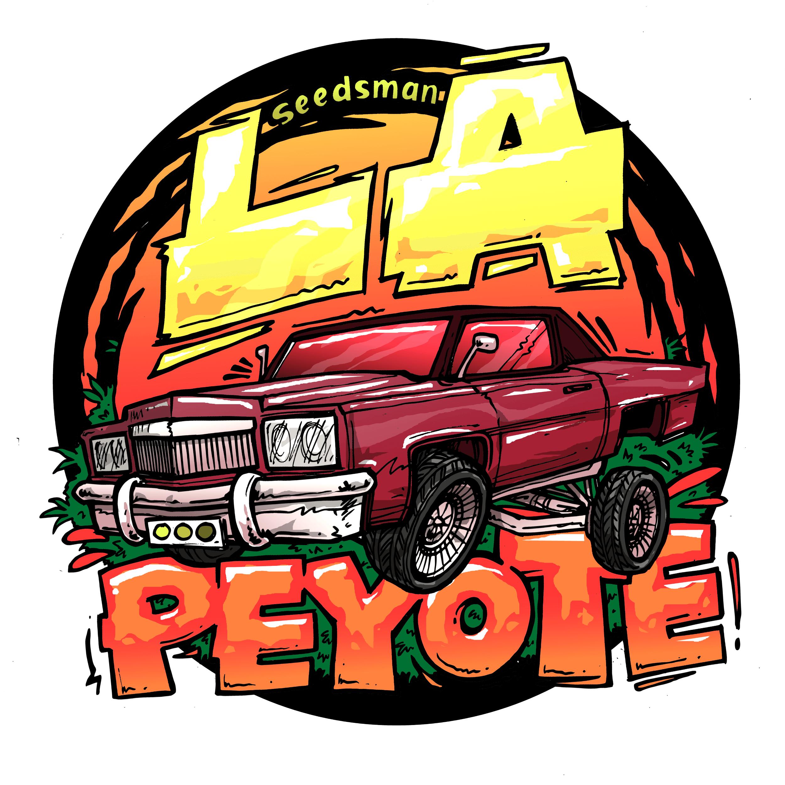 L.A. Peyote Kush Feminised Seeds