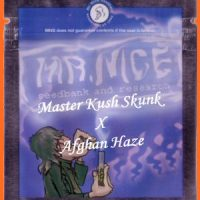 Master Kaze (Master Kush Skunk x Afghan Haze) Regular Seeds - 18
