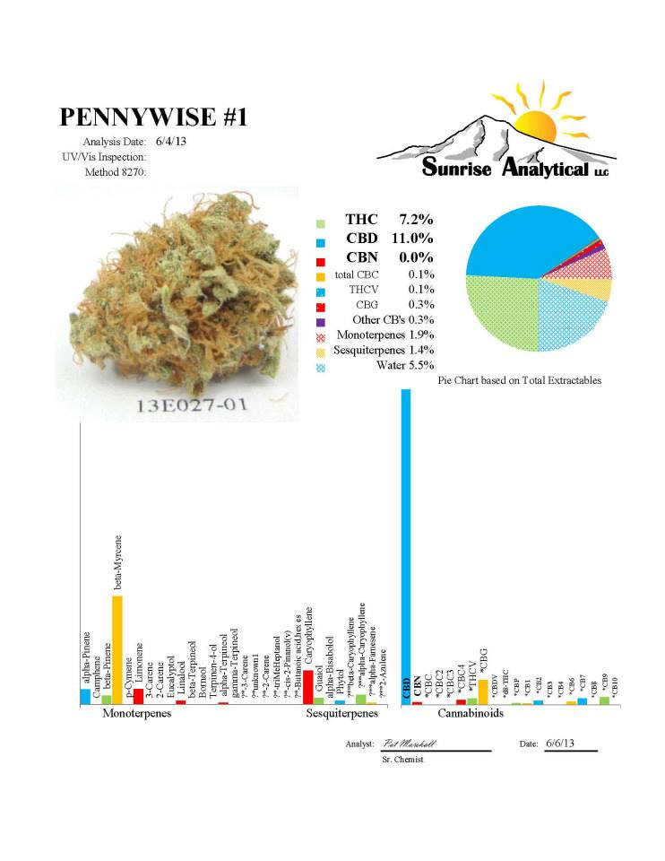 Pennywise Regular Seeds