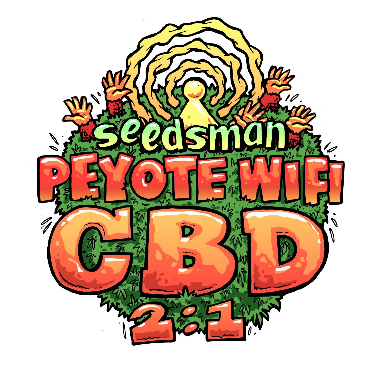 Peyote Wi-Fi CBD 2:1 Feminised Seeds