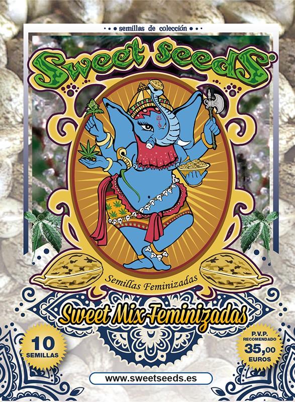 Sweet Mix Feminised Seeds - 10
